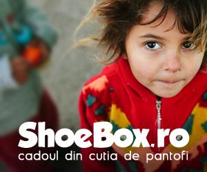 ShoeBox – Cadoul din cutia de pantofi