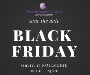 Black Friday 2017 – save the date!